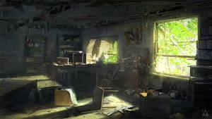 Abandoned Room by wwysocki