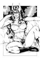 Abreu Huntress3 inks by madman1