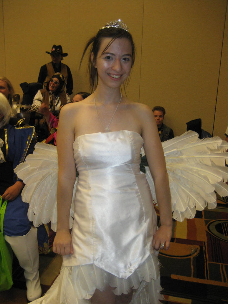 Yuna Wedding Dress 1 By Dancerofclouds On Deviantart