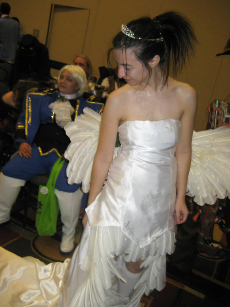 Yuna Wedding Dress 3 By Dancerofclouds On Deviantart