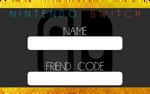 Nintendo Switch FC BLANK by Championx91
