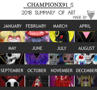 2018 Art Meme by Championx91