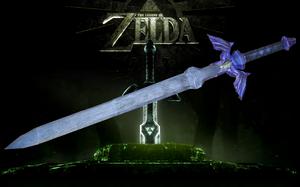 TP Master Sword by sgonzales22