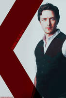 Half of X - James McAvoy by jeari-sharingan
