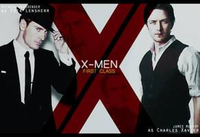 THE X : First Class by jeari-sharingan