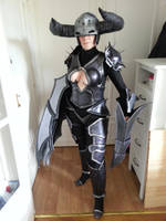 Darkflame Shyvana Cosplay - League of Legends by Galuren