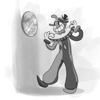 Snazzy Clown by FUNKENGlNE