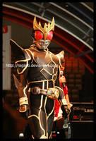 Kamen Rider Kuuga by Ragasti