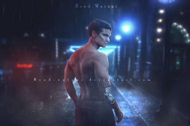 Detroit: Become Human by Hend-Watani