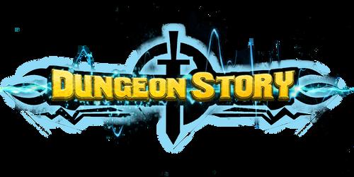 Dungeon Story Rpg Maker game logo by RichardReis