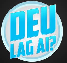 deu Lag ai logo by RichardReis