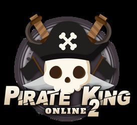 Pirate King Online 2 logo by RichardReis