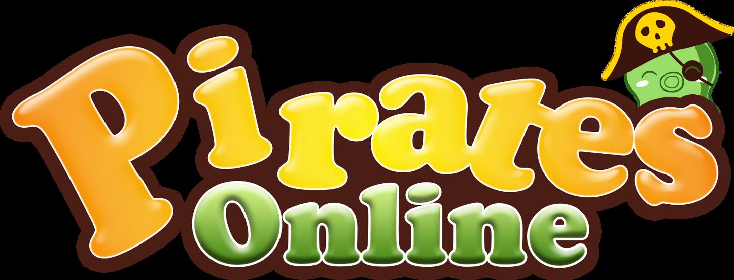 Logo Pirates Online by RichardReis