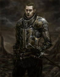 Knight 01.2016 by Gyossaith