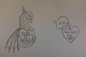 Valentines! by CloudtheDragonet