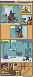 VFQuest 007: Block Room by sulfurbunny