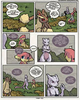 PMD: VF - 422: A Challenge Issued by sulfurbunny