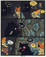 PMD: VF - 429: A Little Motivation by sulfurbunny