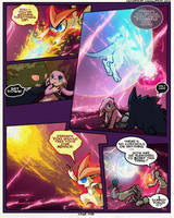 PMD: VF - 448: Battle of Wills by sulfurbunny