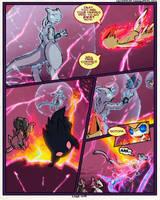 PMD: VF - 449: Blaze by sulfurbunny
