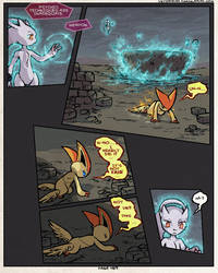 PMD: VF - 469: Overpower by sulfurbunny