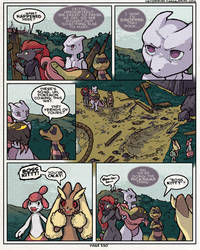 PMD: VF - 530: Face to Face by sulfurbunny