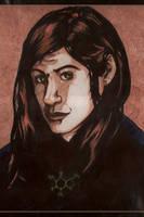 Self Portrait. by Felos