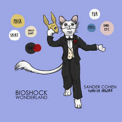 B:W character templates 3 by Elliekin