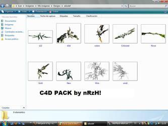 c4d pack v2 by nRzH