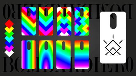 Rainbow Phone Case Ideas by Bombardier0