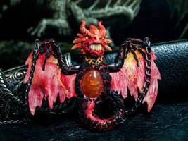 Inferno dragon by Barsudrak