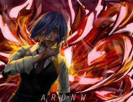 Touka Kirishima by ARDNW