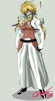 Halibel by Anime-Dude