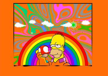 Hig Simpsons by Jinberdeem01
