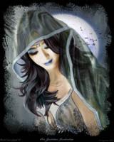 Goddess Pudicitia by azurylipfe