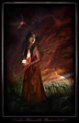 Return of the Phoenix by azurylipfe