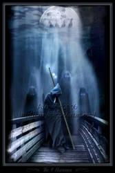 The 4 Horsemen by azurylipfe