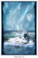 Child Of The Sea by azurylipfe