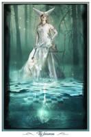 The sorceress by azurylipfe