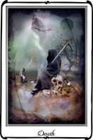 Tarot - Death by azurylipfe