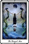 Tarot-The Hanged Man by azurylipfe