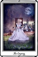 Tarot-The Empress by azurylipfe