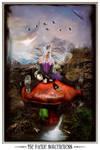 The Faerie sorcereress by azurylipfe