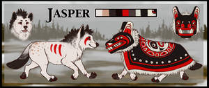 Jasper by Chipo-H0P3
