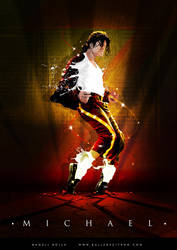 MICHAEL JACKSON BILLIE JEAN 2 by magaliB