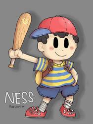 Ness by peanutcat62