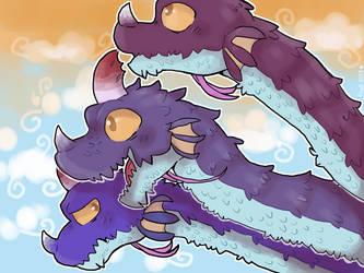 Hewdraw ~Kid Icarus by peanutcat62