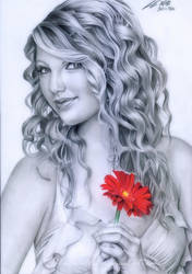 Taylor Swift - Beautiful Eyes by BlueWelli