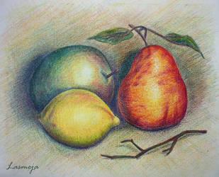 Fruits by LasmejaLora