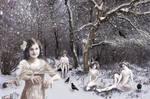 Snowflakes by LasmejaLora